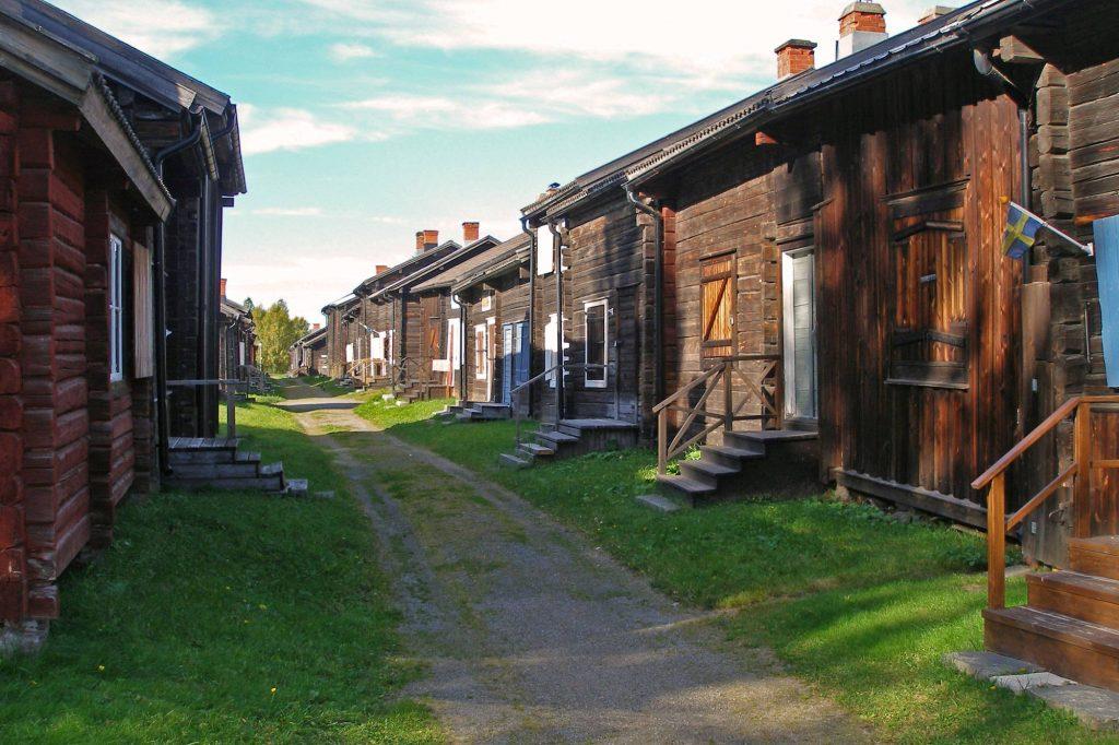 Låssmeder i Skellefteå