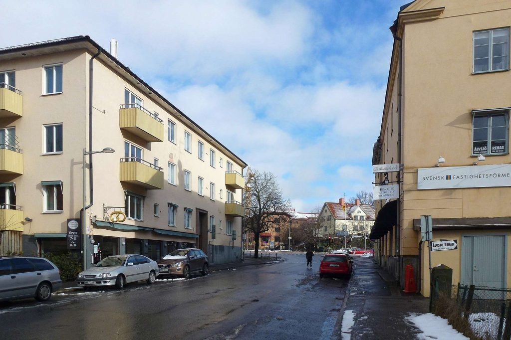 låssmed i Älvsjö med jour.