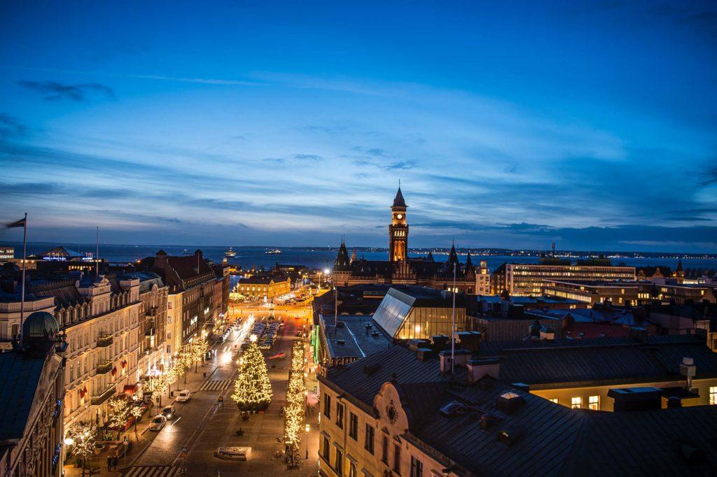 Låssmed i Helsingborg med jour.